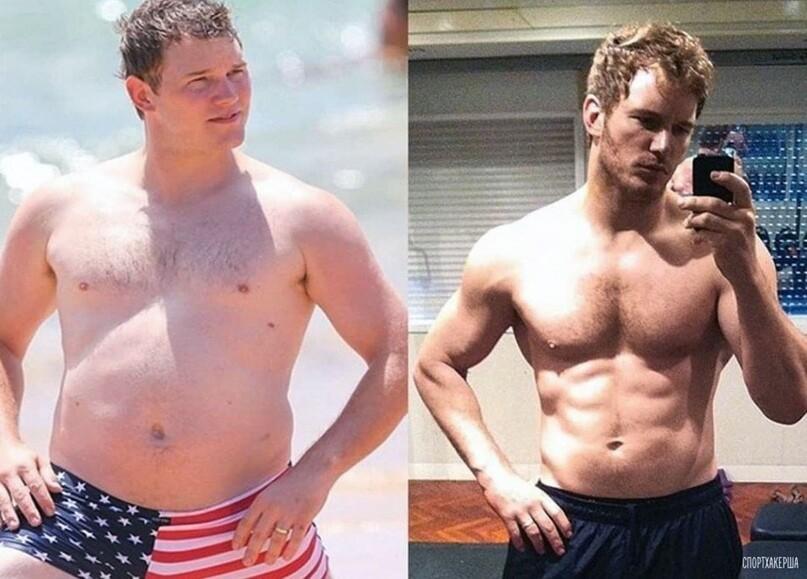 Актеры,готовые на все.знаменитости, сильно похудевшие или потолстевшие ради роли