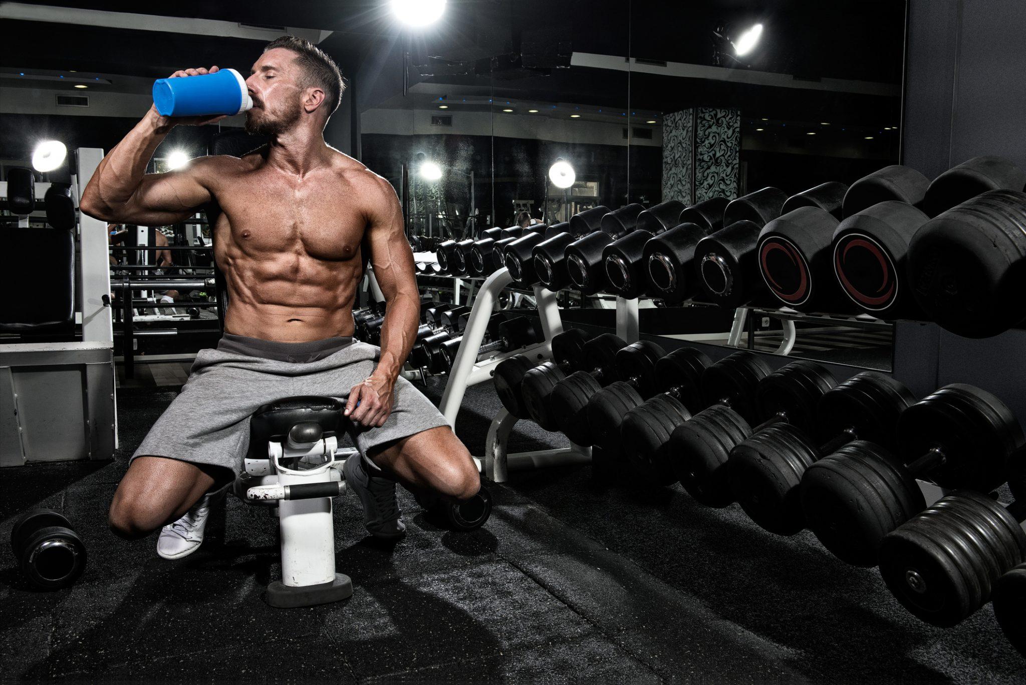 Спортивное питание для набора мышечной массы:основные способы увеличения веса для спортсменов