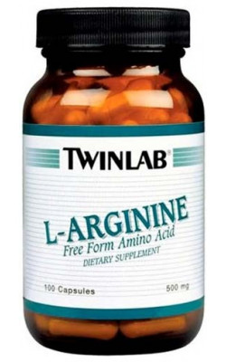 L-arginine от twinlab: как принимать, состав и отзывы