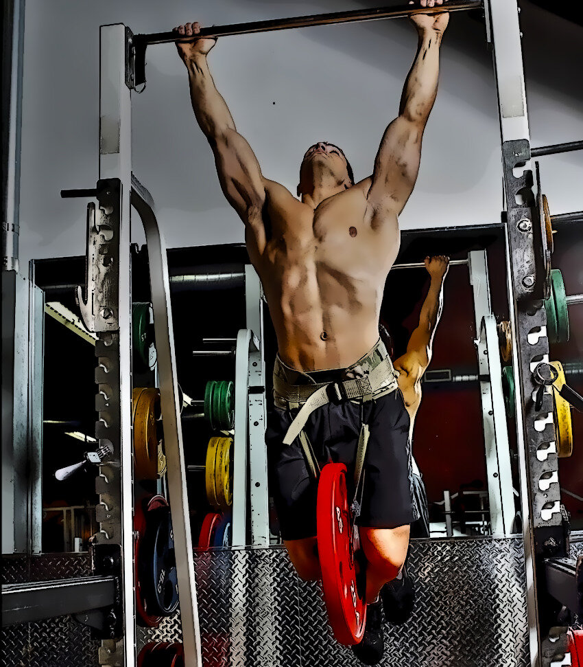 Можно ли накачаться легкими весами. возможна ли накачка мышц легкими весами | здоровье человека