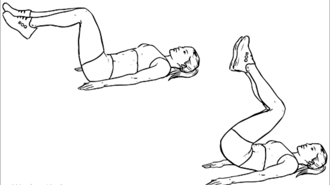 Скручивания лежа: эффективное упражнение на пресс | rulebody.ru — правила тела