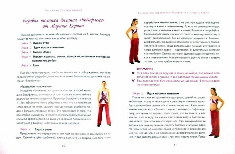 Дыхательная гимнастика для похудения живота: комплекс для начинающих
