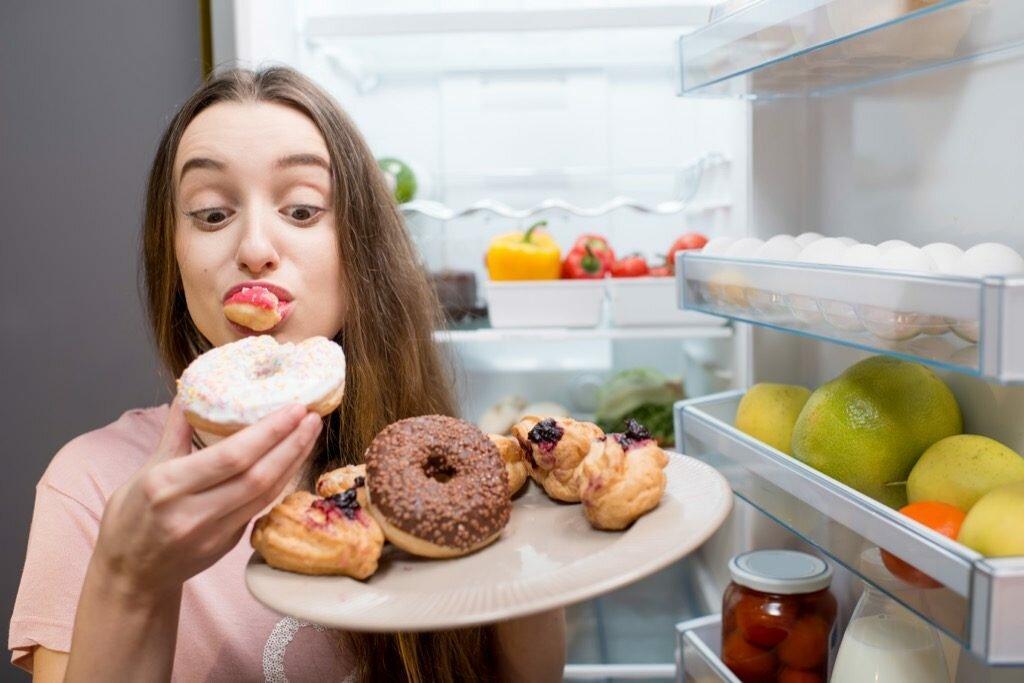 5 советов, как перестать переедать?
