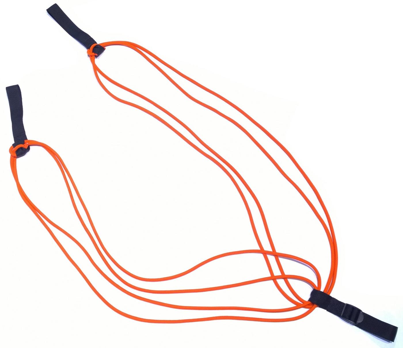 Упражнения с эспандером для женщин на ягодицы, трицепс, для спины, пресса, рук, по бубновскому, «лыжника», «восьмерка» в домашних условиях
