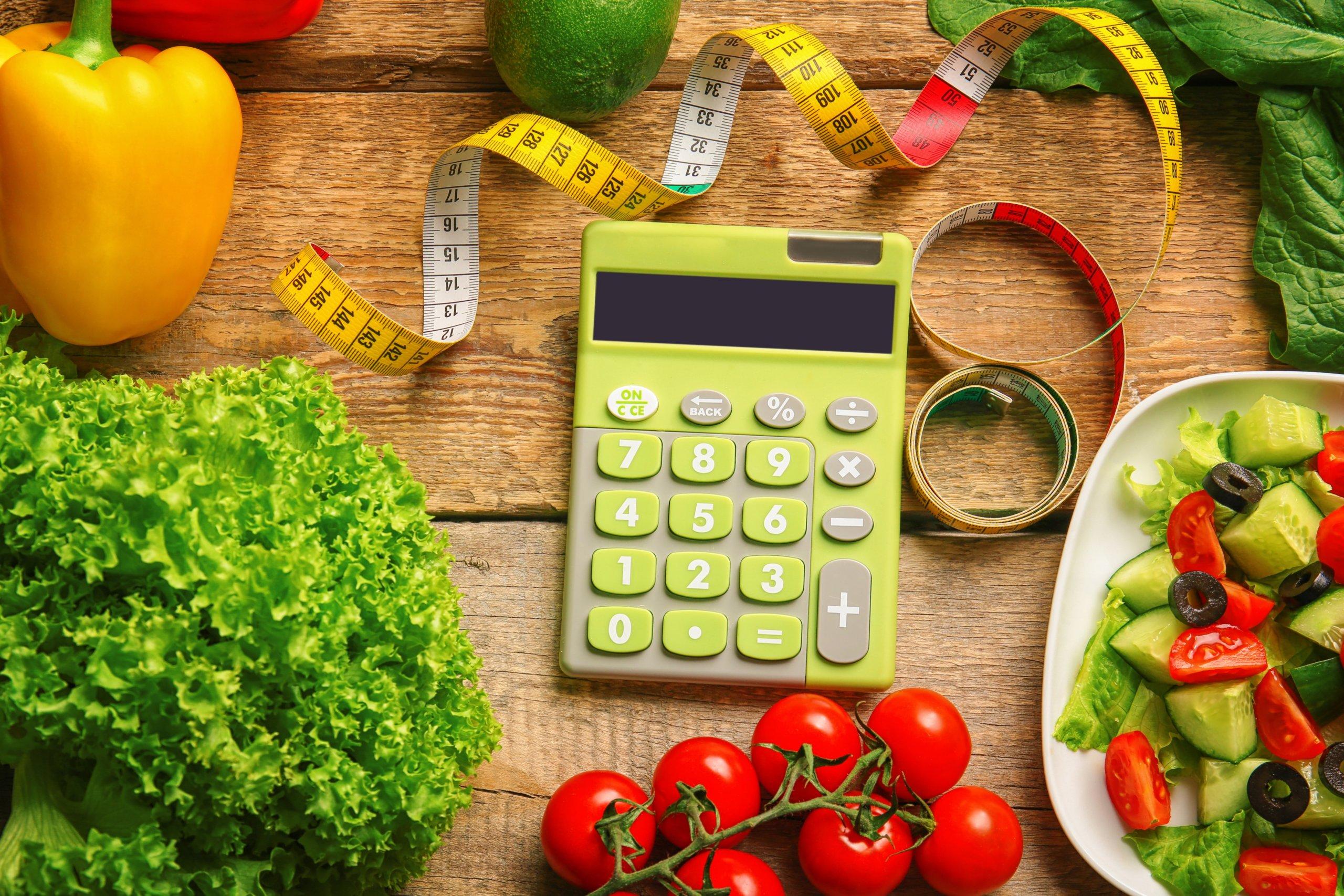 5 причин, почему подсчет калорий не поможет вам похудеть