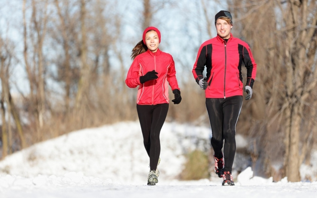 Бег зимой: как бегать правильно и не заболеть - livelong.pro
