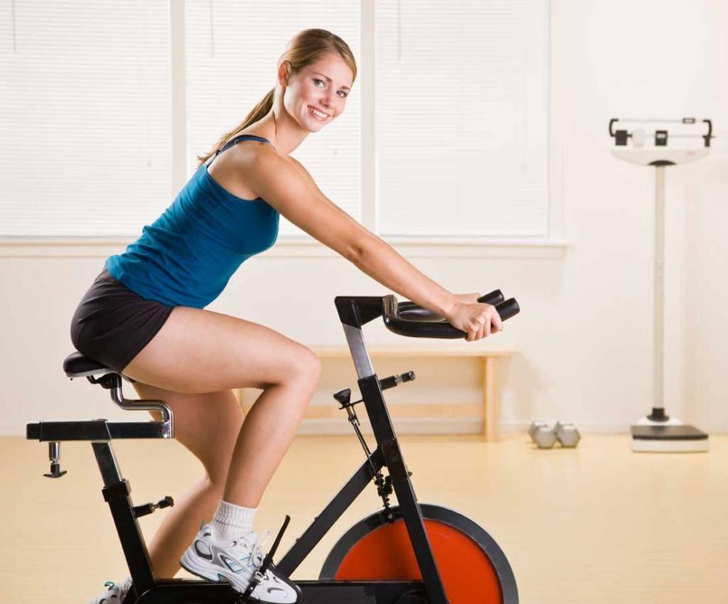 Велотренажер для похудения — отзывы и результаты