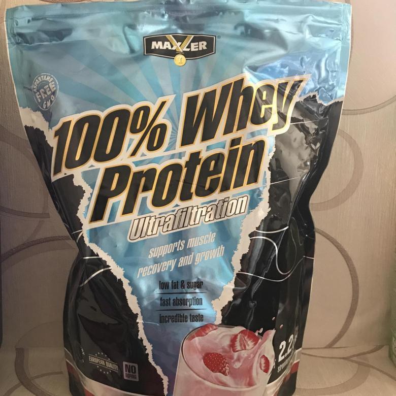 Протеин maxler 100% golden whey
