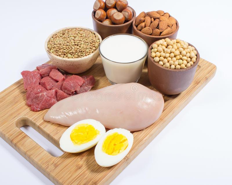В каких продуктах содержится белок - рецепты лучших блюд (74 фото)