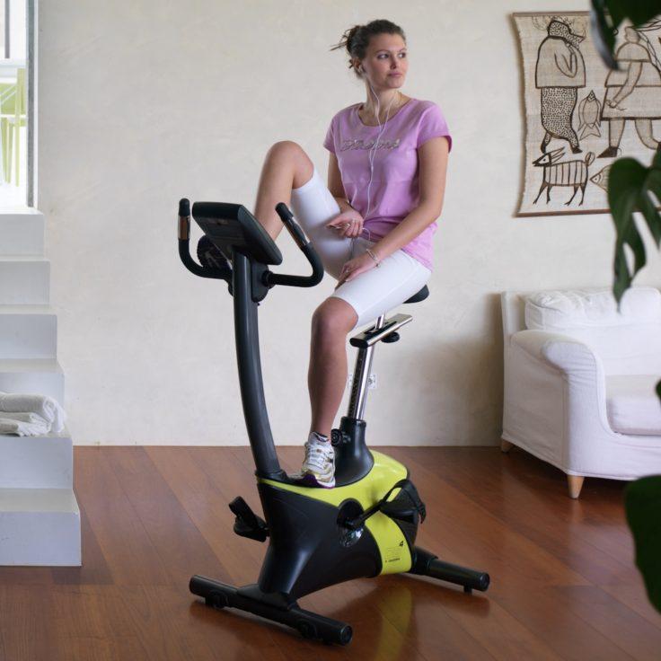 Как правильно заниматься на велотренажере дома чтобы похудеть