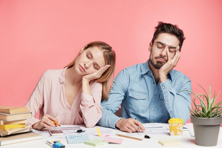 Десять привычек, способных высосать вашу энергию без остатка