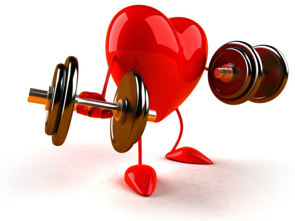 Тренировки и упражнения для сердца