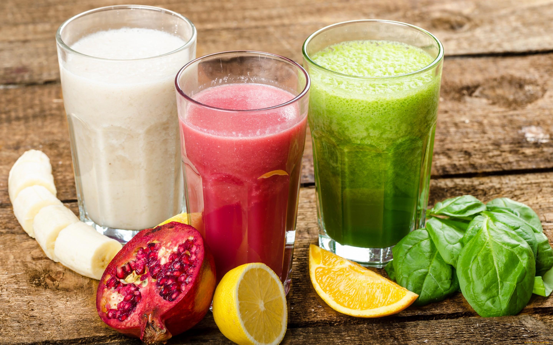 Интересные рецепты зеленых соков