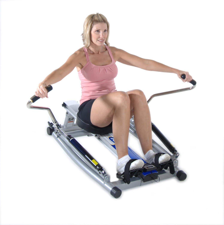 Какие существуют тренажёры для похудения живота и боков?