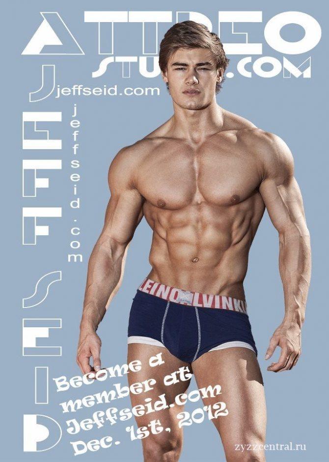 Джефф сейд (jeff seid) тренировки – программа тренировок, диета и биография – тело атлета - я здоров
