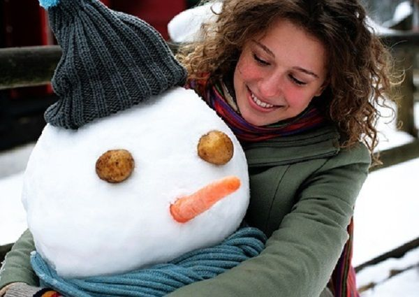 Как похудеть зимой | самые важные правила