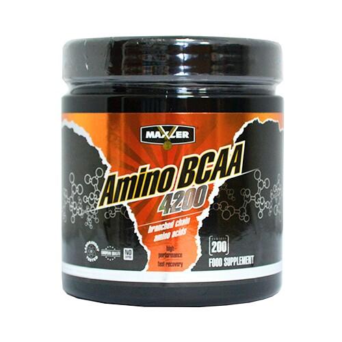 Amino BCAA 4200 от Maxler