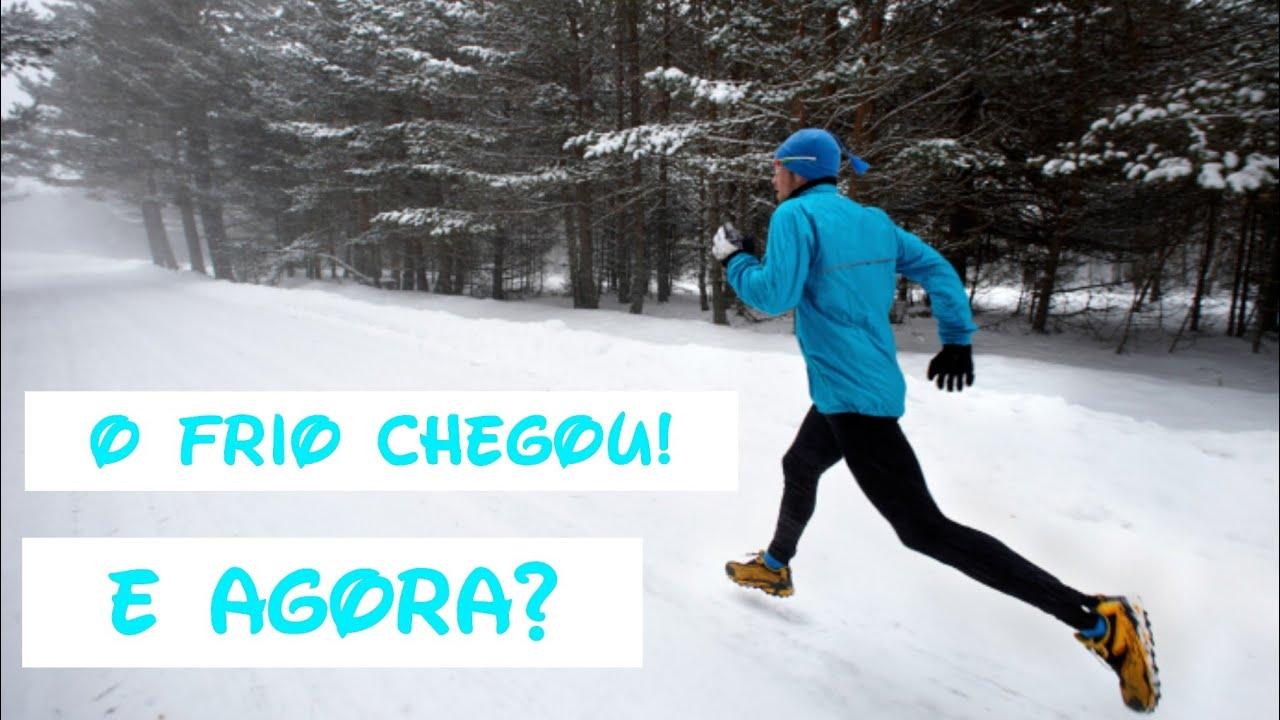 Как правильно бегать зимой на улице и не заболеть