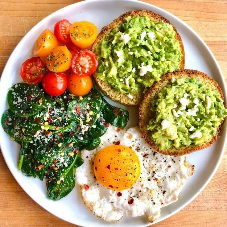 Диетический завтрак, обед и ужин