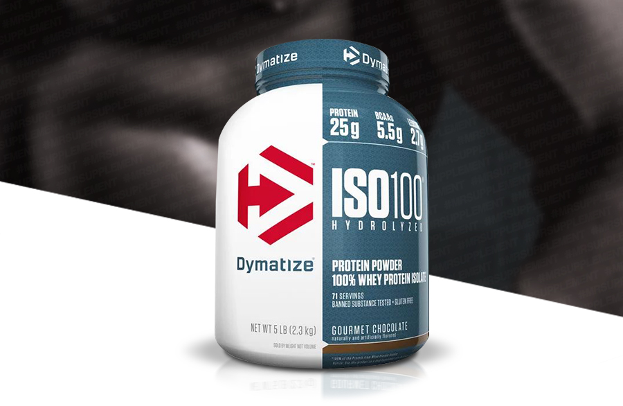 Iso 100 от dymatize: описание и состав