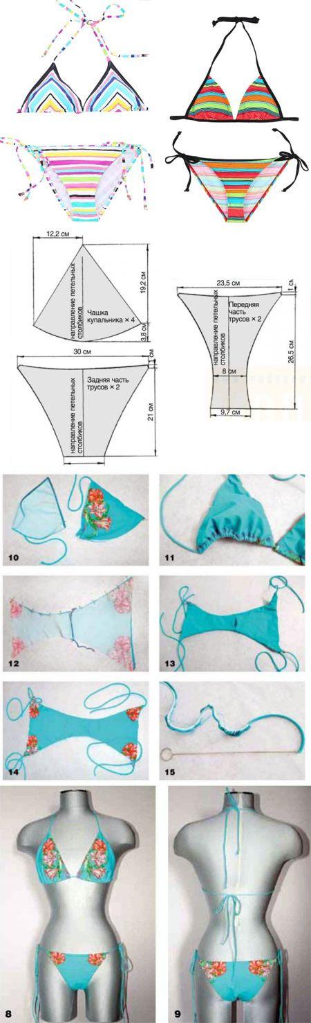 Как сшить купальник для художественной гимнастики: выкройка, пошаговая инструкция - швейный мир