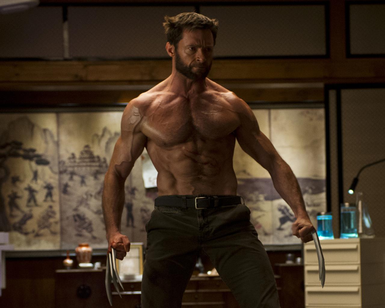 Откуда у логана мускулы растут: тренировки и питание хью джекмана к ролиросомахи