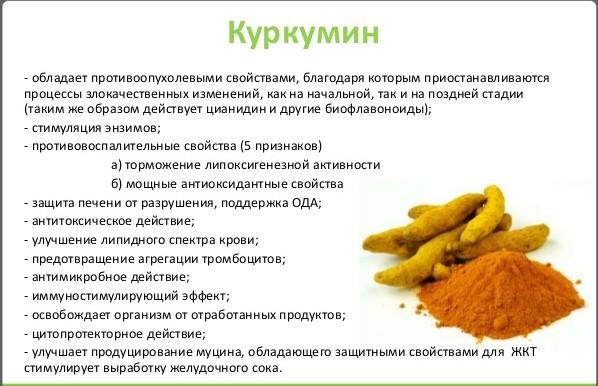 Куркумин: состав, польза, вред, как принимать | здоровье и красота