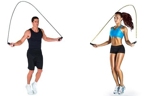 Прыжки на скакалке: польза для похудения, как правильно прыгать