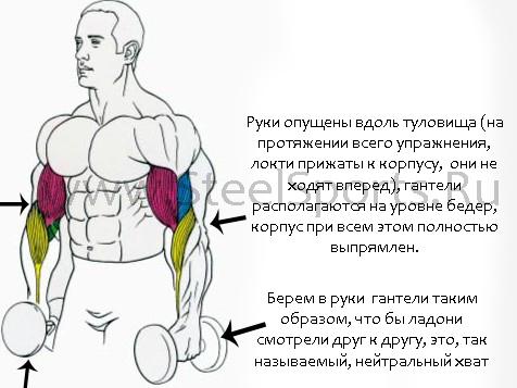 Упражнение: Молот