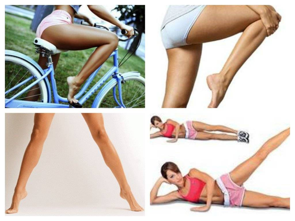 Как похудеть в икрах ног - эффективные упражнения для сжигания жира и растяжки мышц в домашних условиях