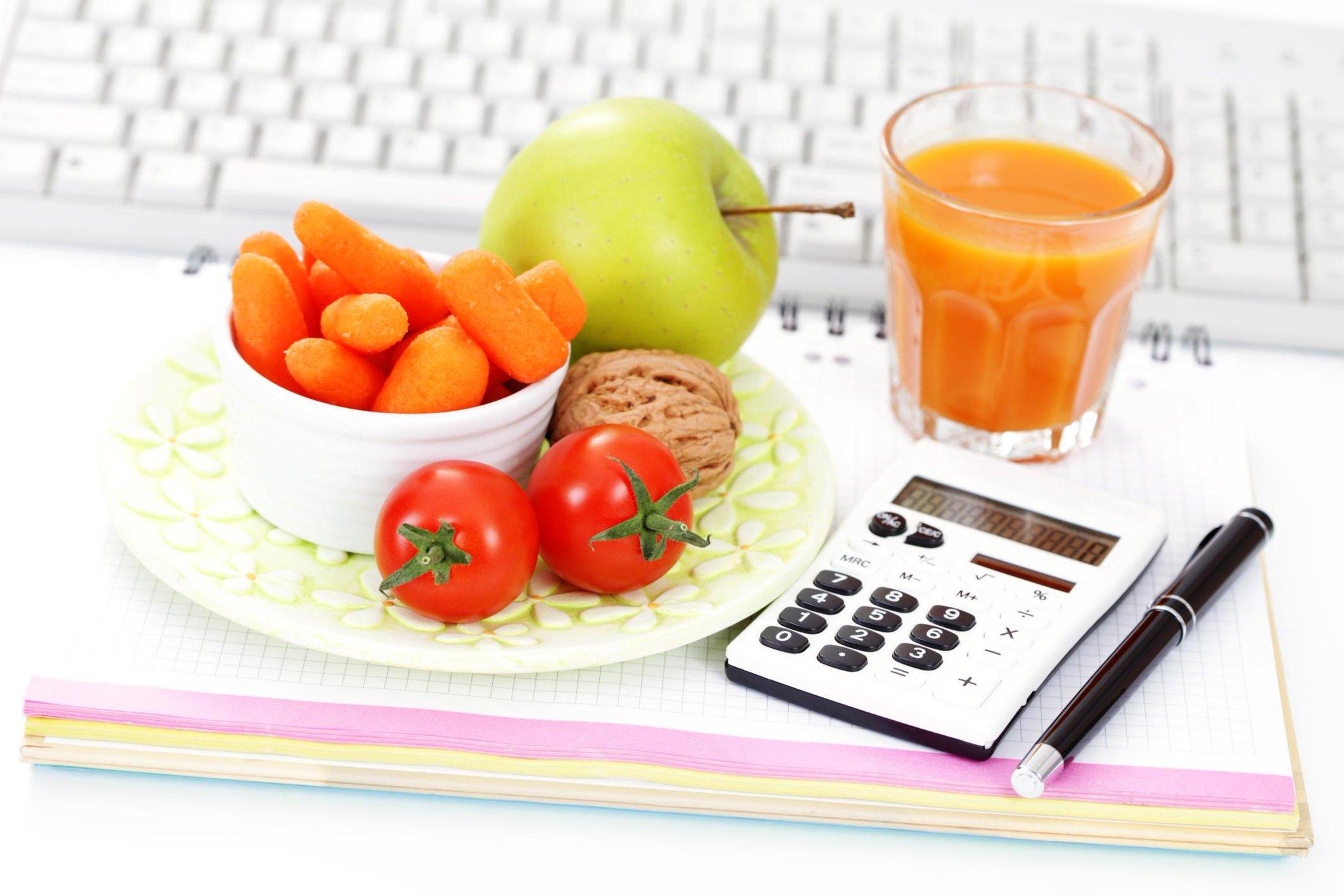 Как начать считать калории