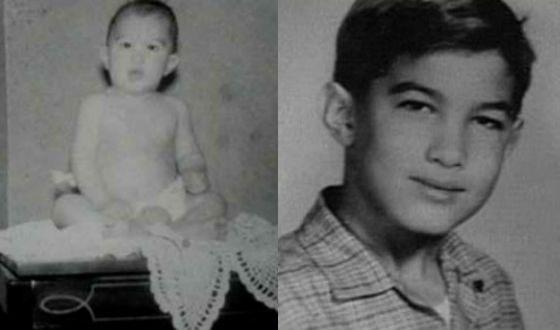 Как выглядел брэд питт в молодости и детстве: фото, видео
