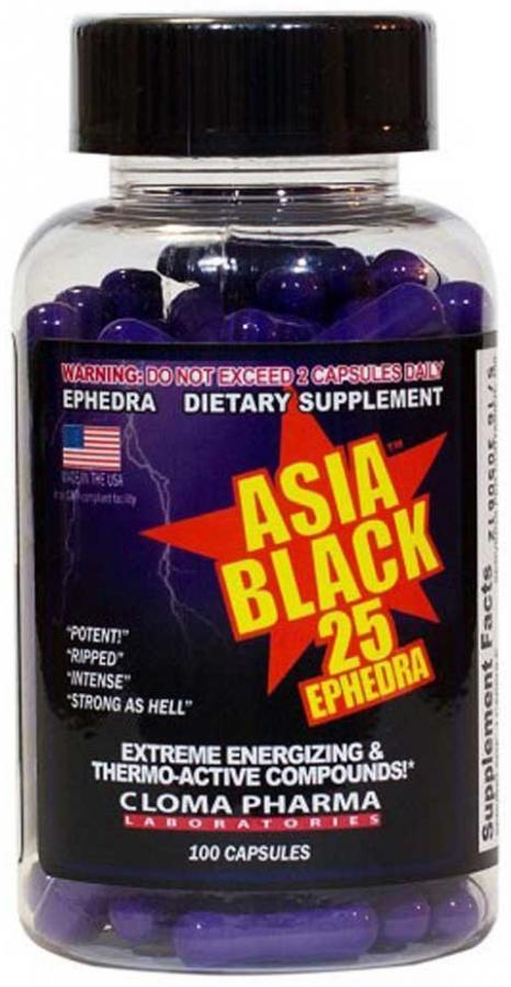 Asia black 25 противопоказания