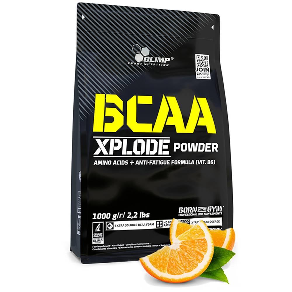 Как принимать аминокислоты bcaa xplode от olimp?