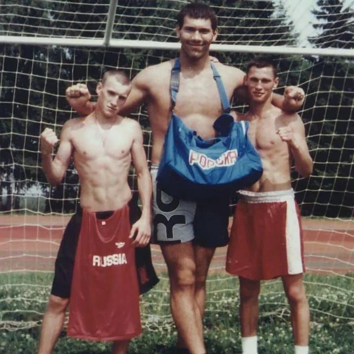 Николай валуев: краткая биография, фото, видео