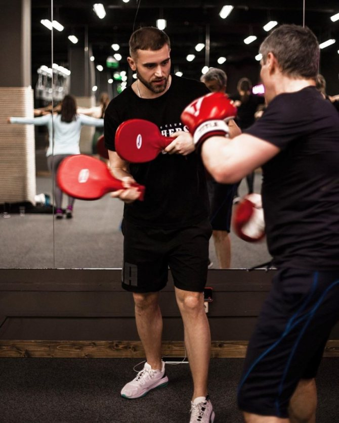 Как совмещать тренажерный зал с занятиями по боксу?
