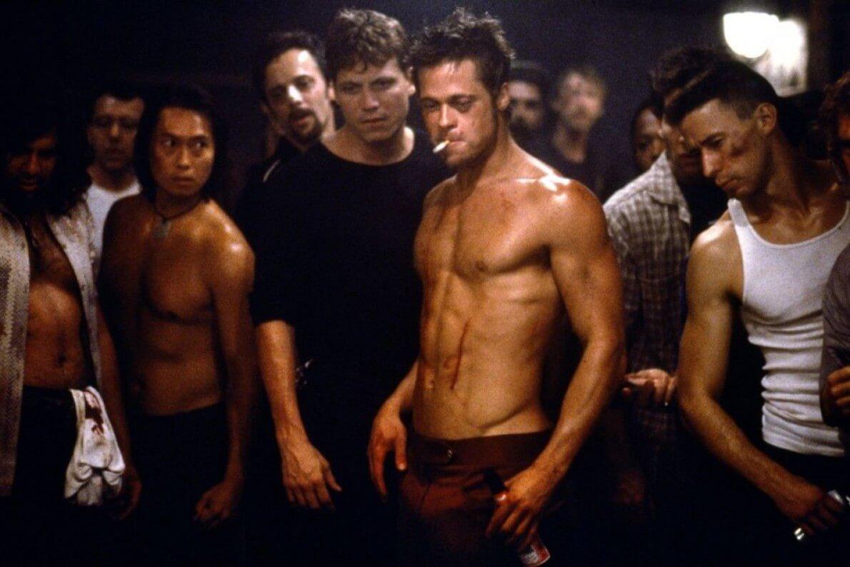 Как накачать грудь, как у бреда пита в фильме «бойцовский клуб»? – все боевые искусства и единоборства