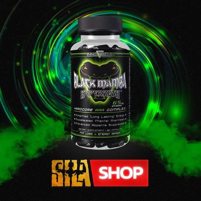 Жиросжигатель черная мамба (black mamba) — для тех, кто хочет похудеть