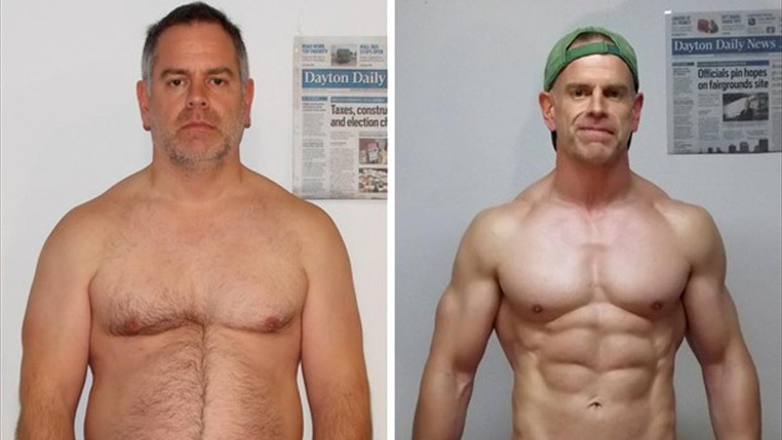Что дают тренировки с легким весом