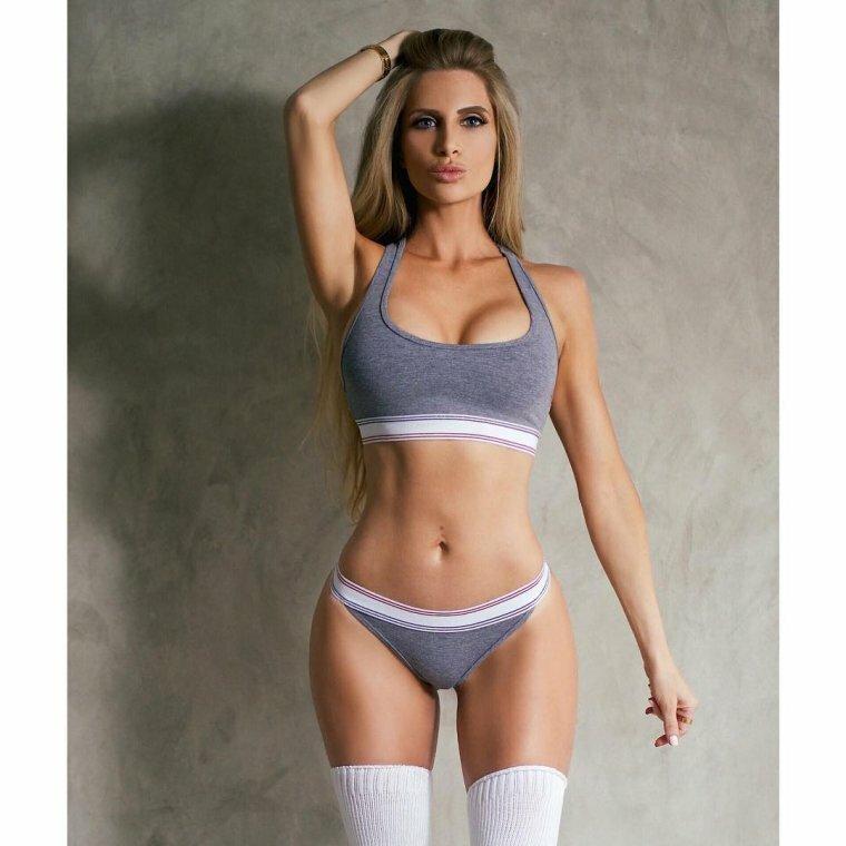 Фитнес-модель Аманда Ли (Amanda Lee): биография, фото и видео инстаграм крастоки