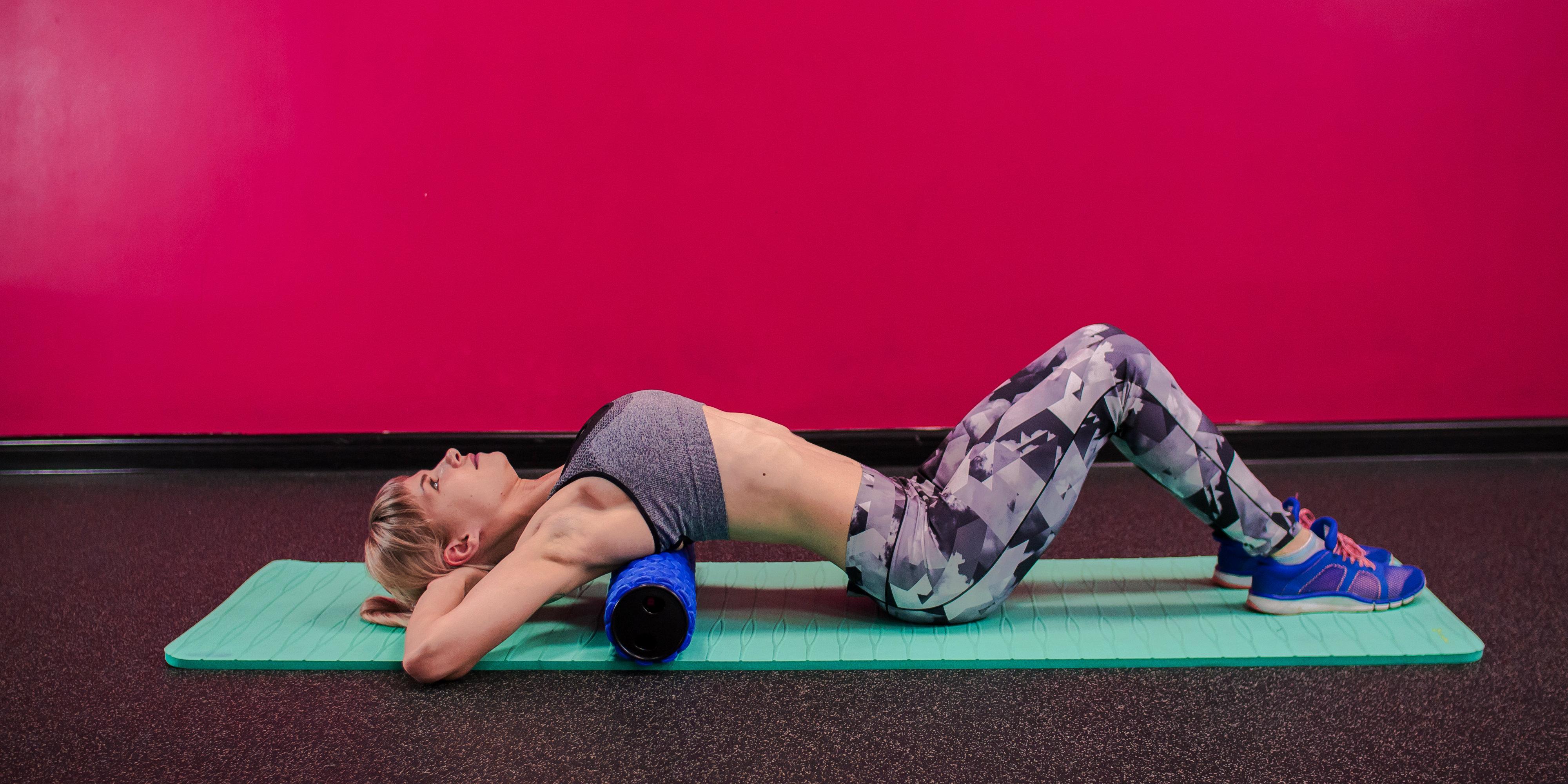 Растяжка спины и позвоночника: расслабляем зажатые мышцы