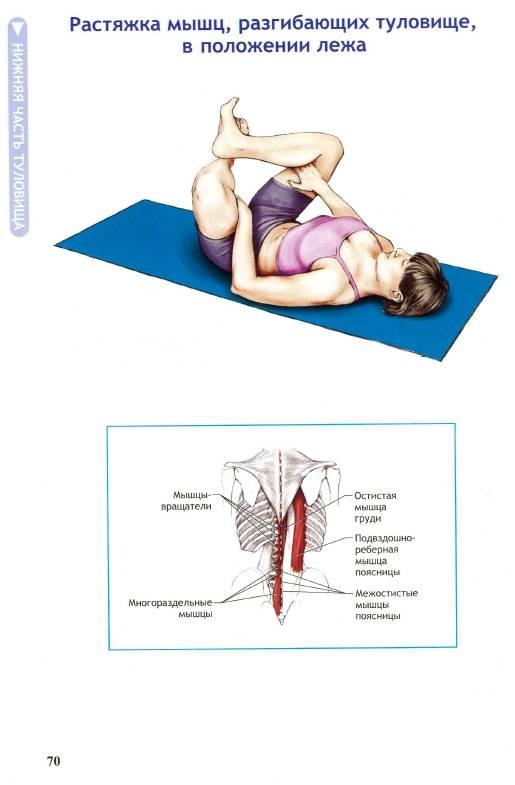 Расслабление поясничной мышцы