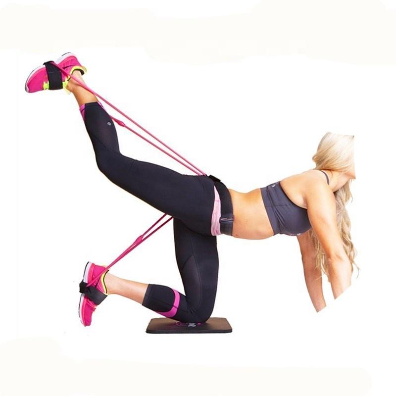 Упражнения для похудения с фитнес-резинкой дома: комплекс эффективных упражнений