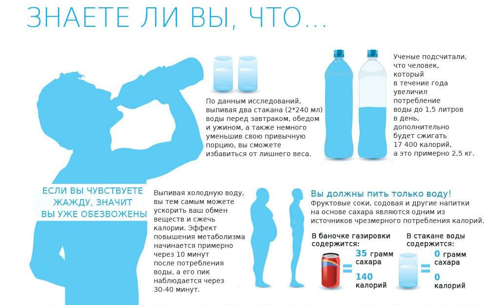 Сколько воды надо пить в день. какая вода самая полезная  | народные знания от кравченко анатолия