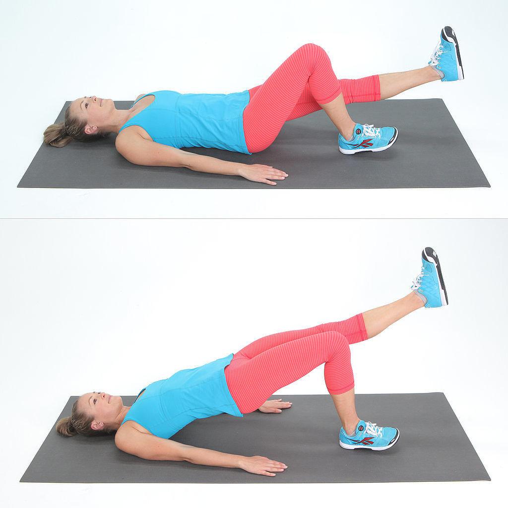 Перекос таза: упражнения для коррекции