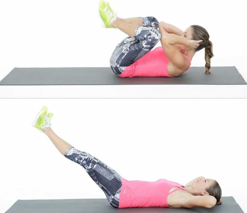 10 самых эффективных упражнений для похудения живота и боков :: тренировки :: «живи!