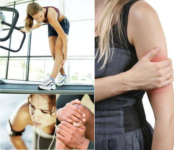 Болят мышцы рук после тренировки - сильно, что делать