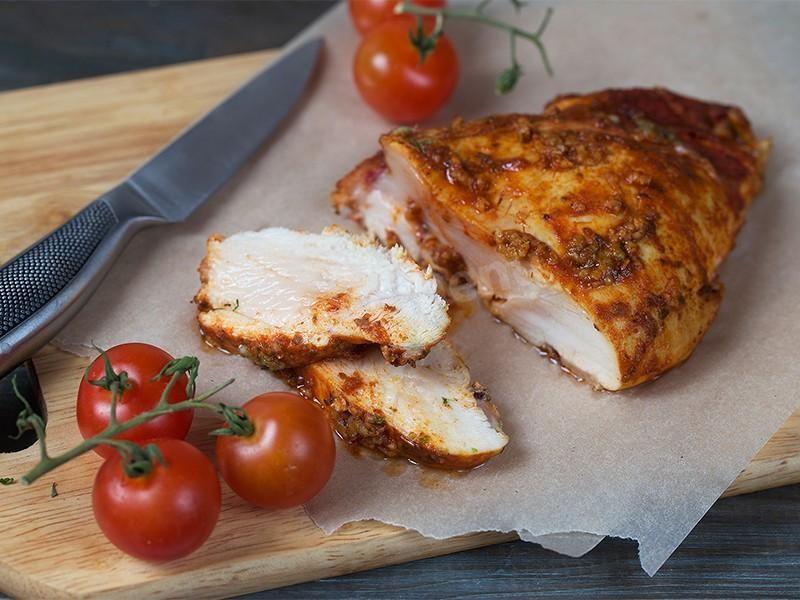 Курица в сливочном соусе в мультиварке рецепт с фото - 1000.menu