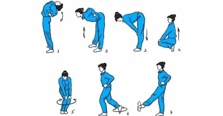 Разминка перед бегом. зачем выполнять, как выполнять? упражнения