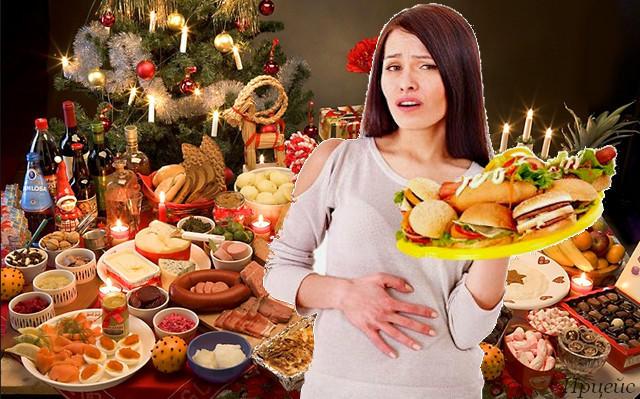 10 советов для тех, кто не хочет поправиться в праздники. рекомендации